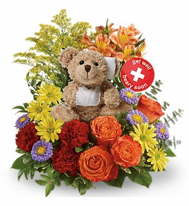Get Better Bouquet by Teleflora in Nutley NJ, A Personal Touch Florist