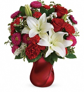 Teleflora's Always There Bouquet in Reston VA, Reston Floral Design