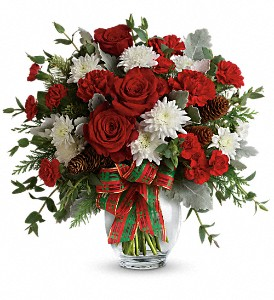 Teleflora's Holiday Shine Bouquet in Drayton ON, Blooming Dale's