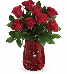 Teleflora's You Are Cherished Bouquet in Middle Village NY, Creative Flower Shop