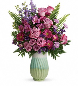 Teleflora's Exquisite Artistry Bouquet in Walled Lake MI, Watkins Flowers