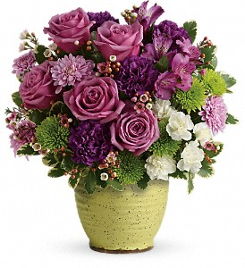 Teleflora's Spring Speckle Bouquet in Stittsville ON, Seabrook Floral Designs