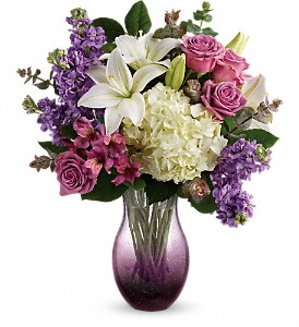 Teleflora's True Treasure Bouquet in Park Ridge IL, High Style Flowers
