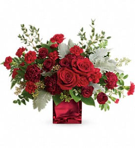 Rich In Love Bouquet by Teleflora in Denver CO, Artistic Flowers And Gifts