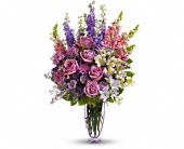 Steal The Show by Teleflora with Roses in Baltimore MD, Lord Baltimore Florist