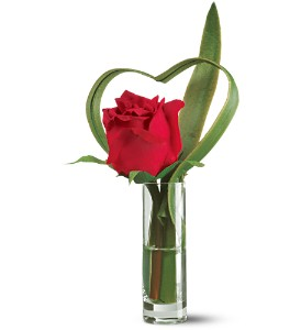 Teleflora's Sweetheart Rose in Elkin NC, Ratledge Florist