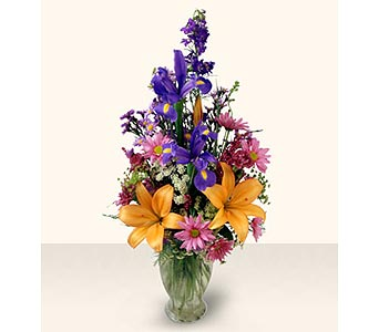 FTD Floral Festival Bouquet in Cohasset MA, ExoticFlowers.biz