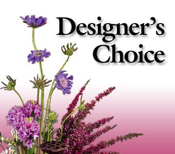 Florist Choice Arrangement in Cranbrook BC, M J's Floral Boutique
