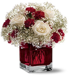 Teleflora's Roxanne Bouquet in Houston TX, Classy Design Florist