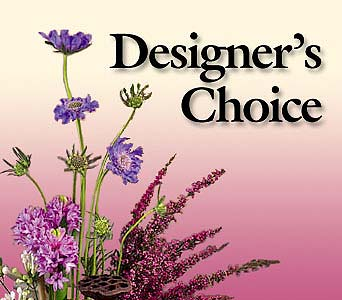 Designer's Choice Arrangement in Bridgewater MA, Bridgewater Florist