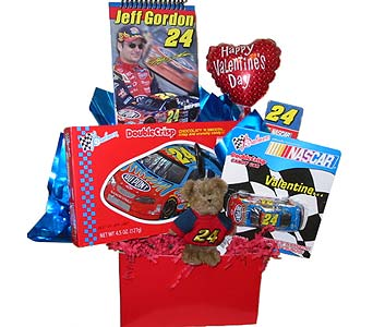 GB124 ''No. 24 Race Fan'' in Oklahoma City OK, Array of Flowers & Gifts