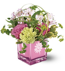 Teleflora's Spring Breeze Bouquet in Quitman TX, Sweet Expressions