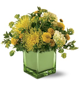 Teleflora's Whisper of Spring Bouquet in Ogden UT, Cedar Village Floral & Gift Inc