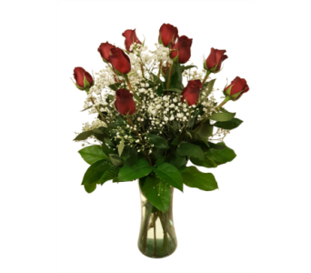 Dozen Rose Elegance by Country Greenery in Moorhead MN, Country Greenery