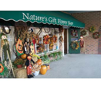 The gang at Nature's Gift Florist in Voorhees NJ, Nature's Gift Flower Shop
