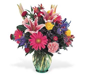 Bright and Beautiful in Big Rapids MI, Patterson's Flowers, Inc.