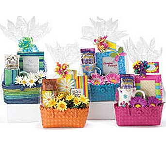 GBSSORTMENT ''Gift Basket Assortment'' in Oklahoma City OK, Array of Flowers & Gifts