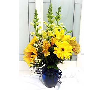 Sunny Day Bouquet in Lake Forest CA, Cheers Floral Creations