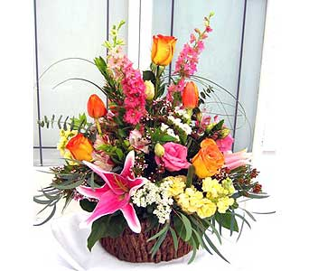 Shining Star Bouquet in Lake Forest CA, Cheers Floral Creations