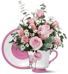 Teleflora's Radiant Ranunculas Bouquet in Oklahoma City OK, Array of Flowers & Gifts