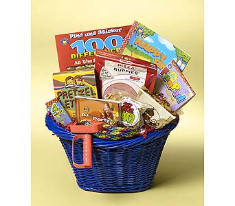 Kid's Busy Basket in Tampa FL, Buds, Blooms & Beyond