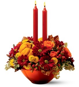 Teleflora's Amber Autumn Bouquet in Allentown PA, Ashley's Florist