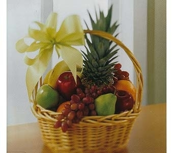 Fruit Basket in Yelm WA, Yelm Floral