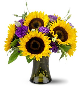 Teleflora's Smile Awhile in Oklahoma City OK, Array of Flowers & Gifts