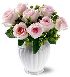 Teleflora's Cinderella Roses in Bend OR, All Occasion Flowers & Gifts