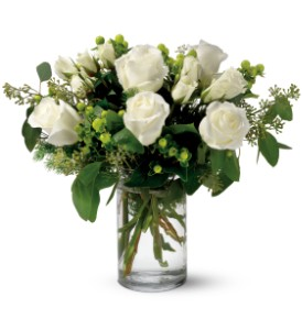 Teleflora's Alpine Roses in Greenville SC, The Embassy Flowers & Nature's Gifts