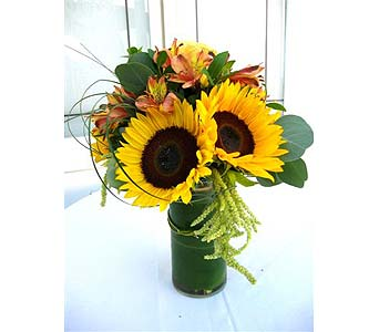 Sunflower & more in Lake Forest CA, Cheers Floral Creations