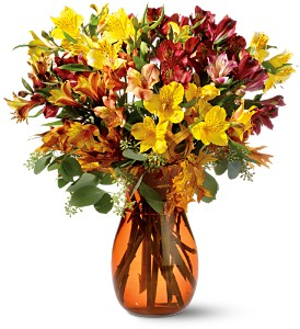 Alstroemeria Brights in Surrey BC, Seasonal Touch Designs, Ltd.