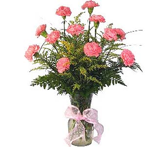 FF57 ''Girly'' Fresh Flower Bouquet in Oklahoma City OK, Array of Flowers & Gifts