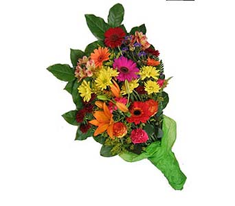 Supreme Vibrant Bouquet in Scarborough ON, Helen Blakey Flowers