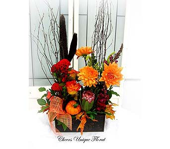 Golden Celebration Bouquet in Lake Forest CA, Cheers Floral Creations