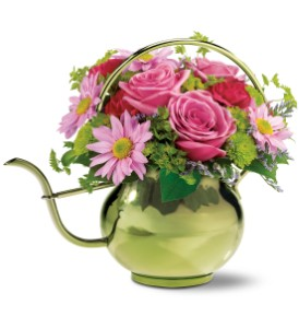 Teleflora's Green Thumb Bouquet in Crown Point IN, Debbie's Designs