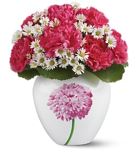 Teleflora's Sweet Mum Bouquet in Quitman TX, Sweet Expressions