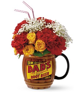 Rootin' for Dad Bouquet by Teleflora in Tinley Park IL, Hearts & Flowers, Inc.