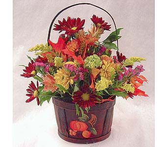Splendor of Fall in Mountain Top PA, Barry's Floral Shop, Inc.