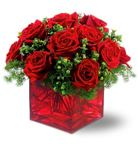 Merry Roses in San Antonio TX, Allen's Flowers & Gifts