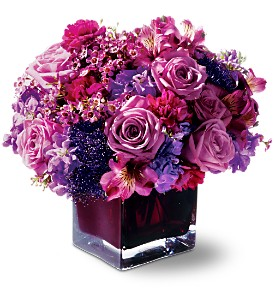 Teleflora's Plum Paradise in Rancho Santa Fe CA, Rancho Santa Fe Flowers And Gifts