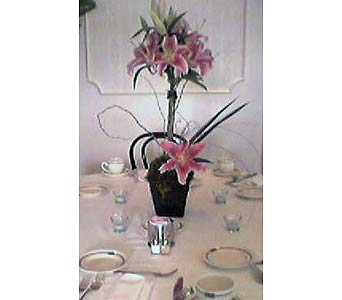 Lily Topiary in Tuckahoe NJ, Enchanting Florist & Gift Shop