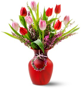 Tempting Tulips in Tyler TX, Country Florist & Gifts