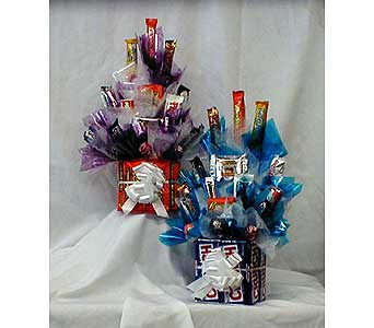 All Occasion Candy Bouquet in Wichita KS, The Flower Factory, Inc.