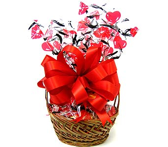 COOKIE26 - ''Lotta Love'' Cookie Bouquet in Oklahoma City OK, Array of Flowers & Gifts