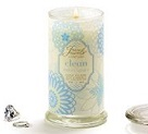 Fresh Linen Candle in Hudson NH, Anne's Florals & Gifts