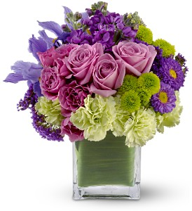 Teleflora's Mod About You in St. Louis Park MN, Linsk Flowers