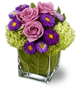 Teleflora's Simply Charming in Laurel MD, Rainbow Florist & Delectables, Inc.