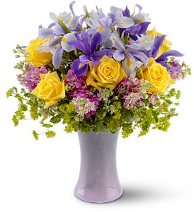 Lavender Sunshine in Buffalo Grove IL, Blooming Grove Flowers & Gifts