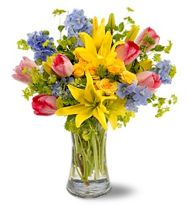 Spring Delight in Belford NJ, Flower Power Florist & Gifts